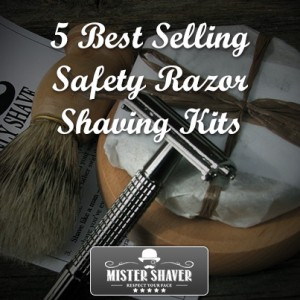 5 best selling shaving kits