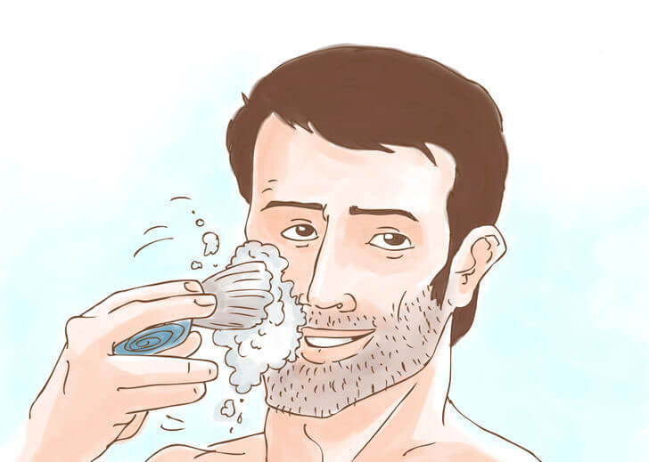 Lather for best wet shaving