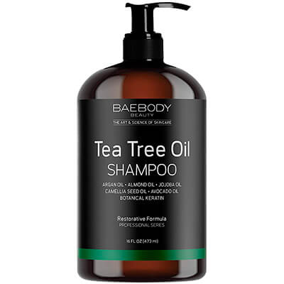 Baebody Tea Tree Oil Shampoo