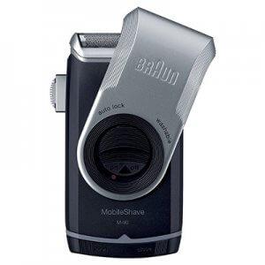 Braun M90 Mobile Electric Shaver