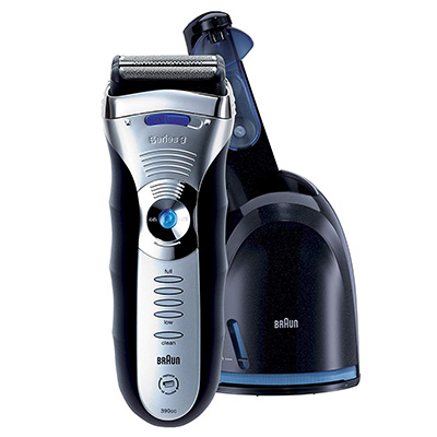 Braun Series 3 Electric Razor (390cc)