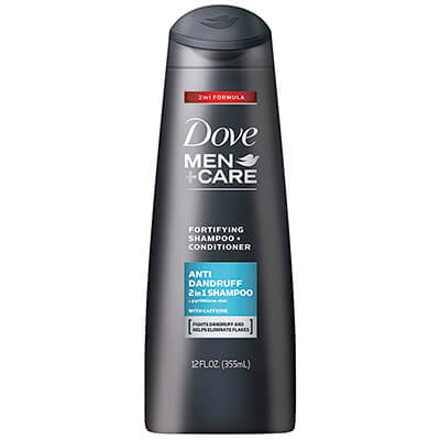 Dove Men Care Shampoo and Conditioner