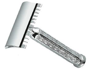 Open Comb Safety Razor