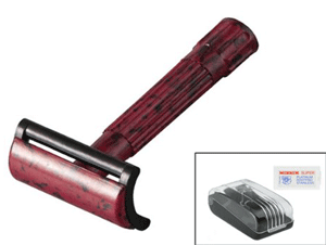 Merkur 45c Bakelite razor reviews