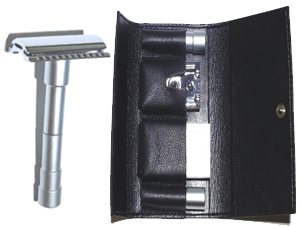 Merkur 46C safetry razor Review