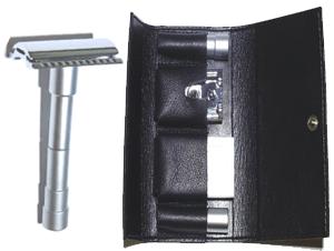 Merkur 46C safetry razor Review