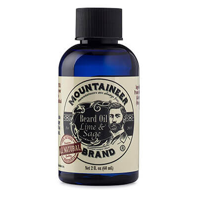 Mountaineer Brand Beard Oil