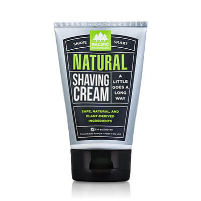 Pacific Shaving Company Natural Shaving Cream