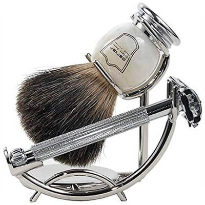Parker 29L Safety Razor Shave Set
