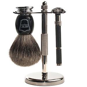 Parker 96R Safety Razor Shave Set