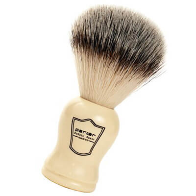 Parker Synthetic Bristle Shaving Brush