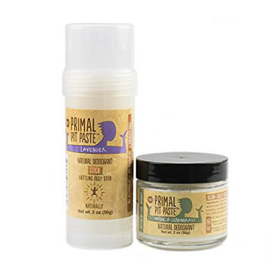 Primal Pit Paste All-Natural Deodorant