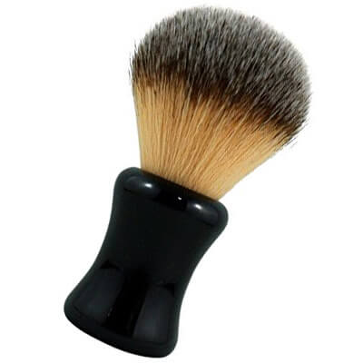 RazoRock BRUCE Plissoft Synthetic Shaving Brush