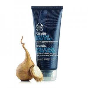 The Body Shop For Men Maca Root Razor Relief