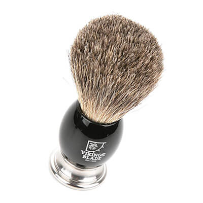 VIKINGS BLADE Luxury Badger Brush