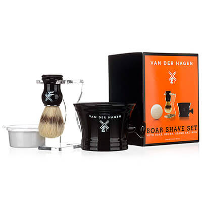 Van Der Hagen Luxury Shaving Set