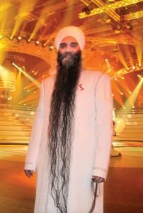 Worlds longest Beard