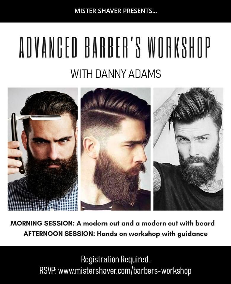 Barber's Workshop by Mister Shaver