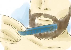 beard prepearing