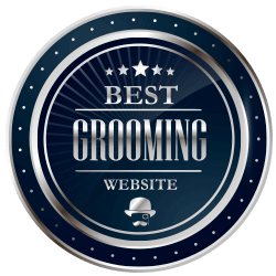 Best Grooming Website Award