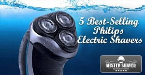 Best selling philips electric shavers