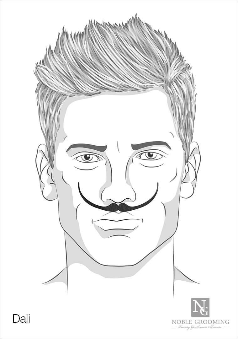 Dali Mustache