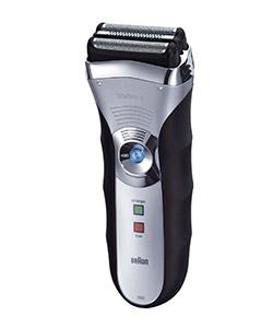 Foil electric shaver