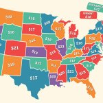 Average Price for Men Haircut in The United States [Infographic]