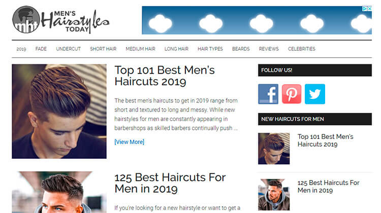 mens hairstyles today