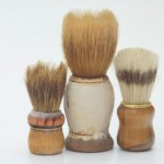 Shaving brushes types