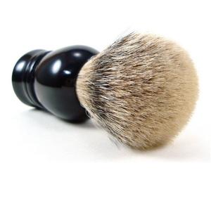 the prince high density premium silvertip badger shaving brush for sale mister shaver. Black Bedroom Furniture Sets. Home Design Ideas