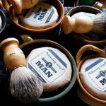 Organic shaving products