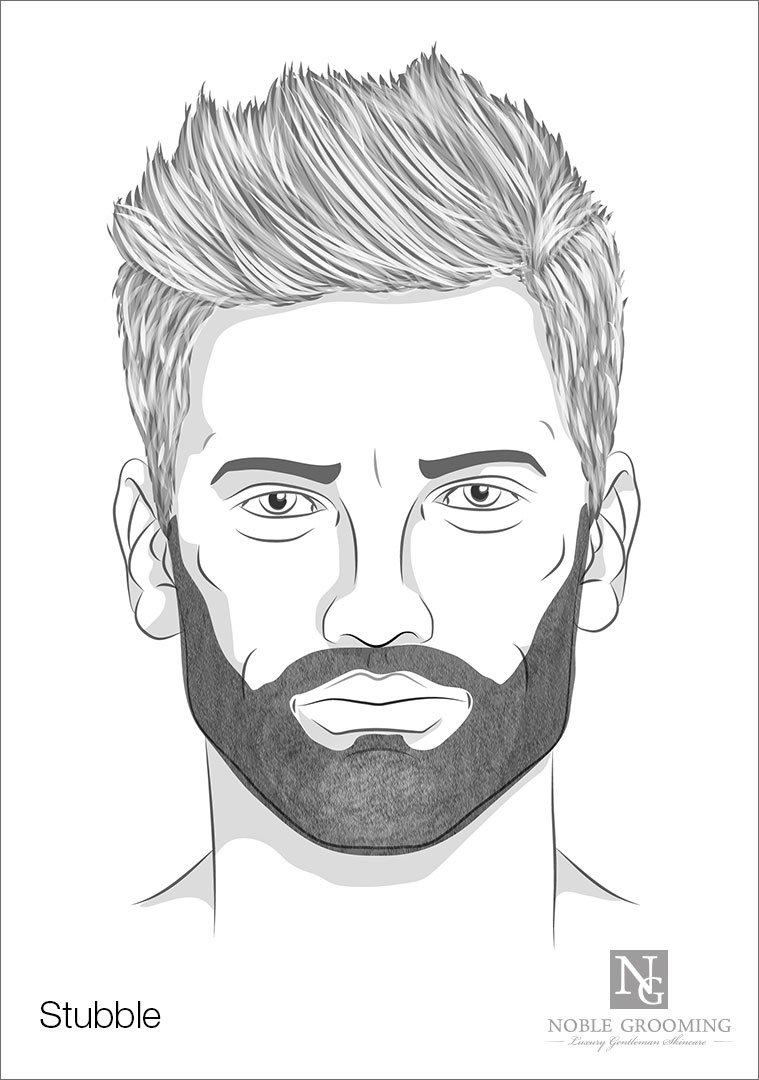 Facial Hair Styles Pictures: 18 Beard Styles For Men [Long & Short Facial Hair