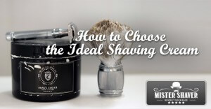 The best shaving cream
