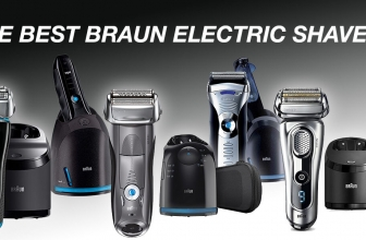 5 Best Braun Electric Shavers Review