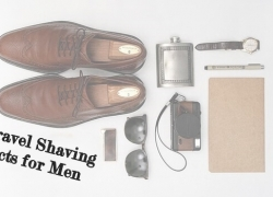 Best Travel Shaving Products for Men