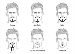 12 Stunning Goatee Beard Styles For Men
