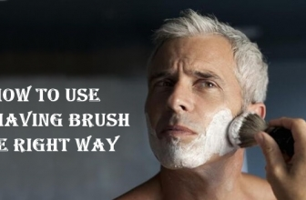 How to Use a Shaving Brush The Right Way