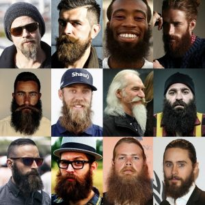 Unnatractive beards