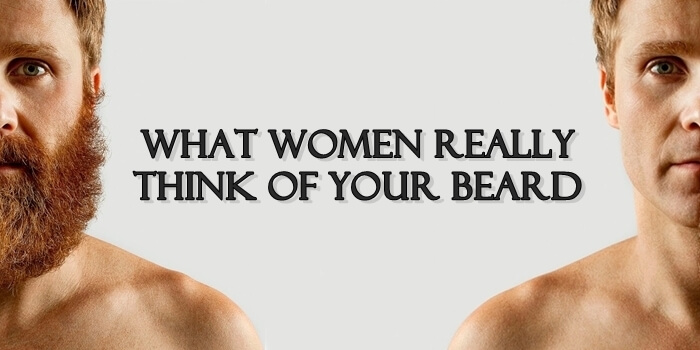 Women about beards