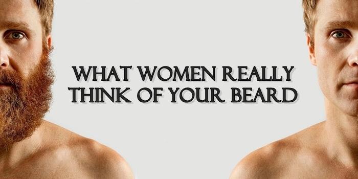 Women about beards